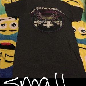 Metallica Size Small Shirt